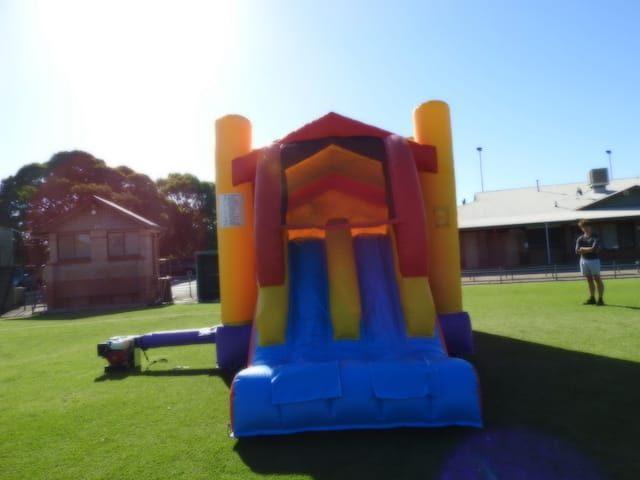 Obstacle slide