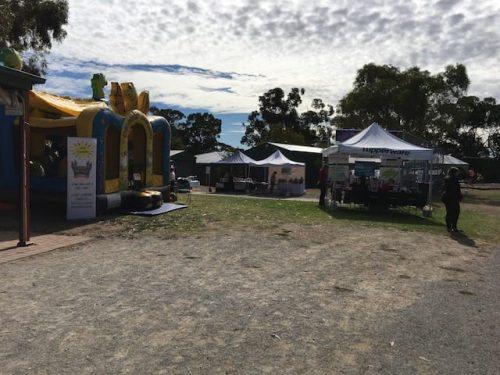 events around Adelaide