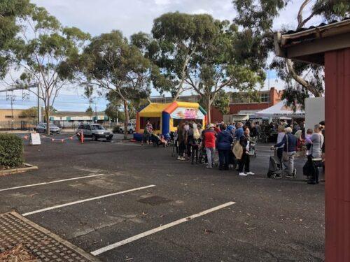 Event around Adelaide