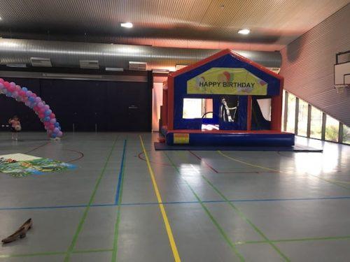 Inside Hall Melrose Park