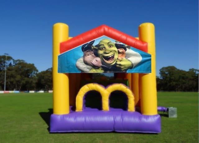 obstacle Shrek theme