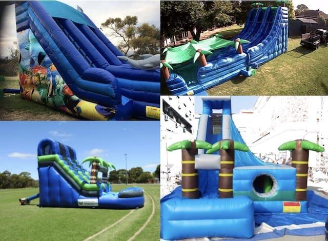 Water slide hire Adelaide