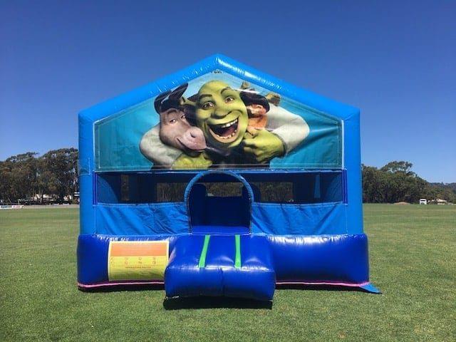 Shrek banner