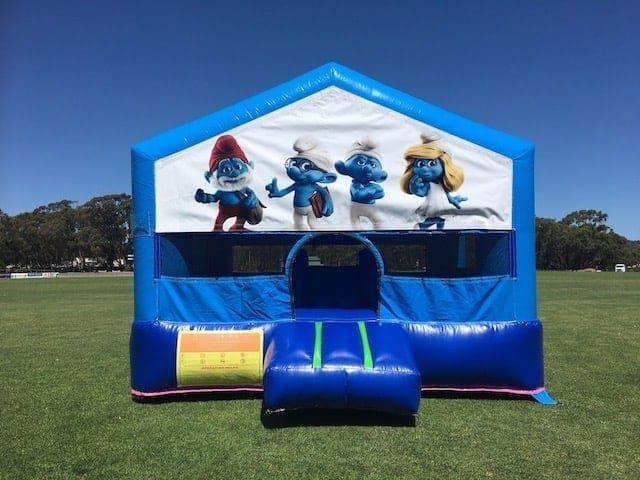 Smurfs banner